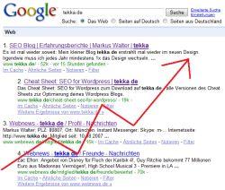 Google: Starke Veränderungen in den SERPs