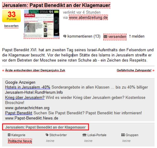 Webnews bleibt bei Follow